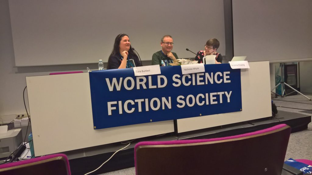 WorldCon 75 digital Hugo panel