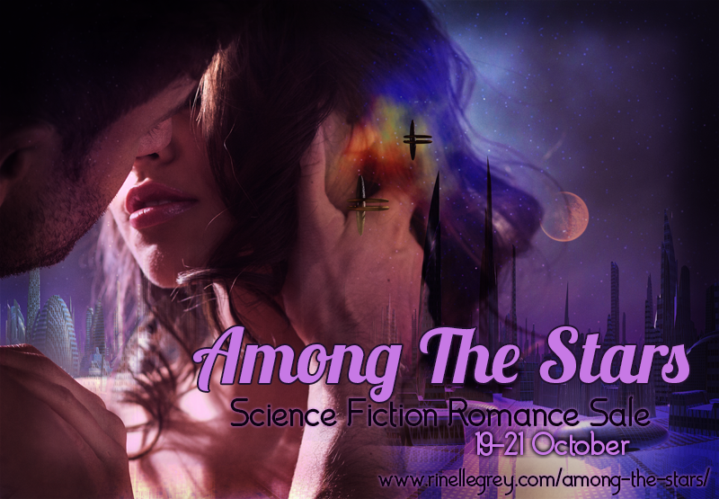 Among the Star science fiction romance cross promo