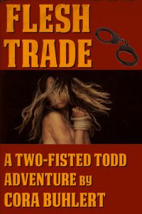 Flesh Trade by Cora Buhlert