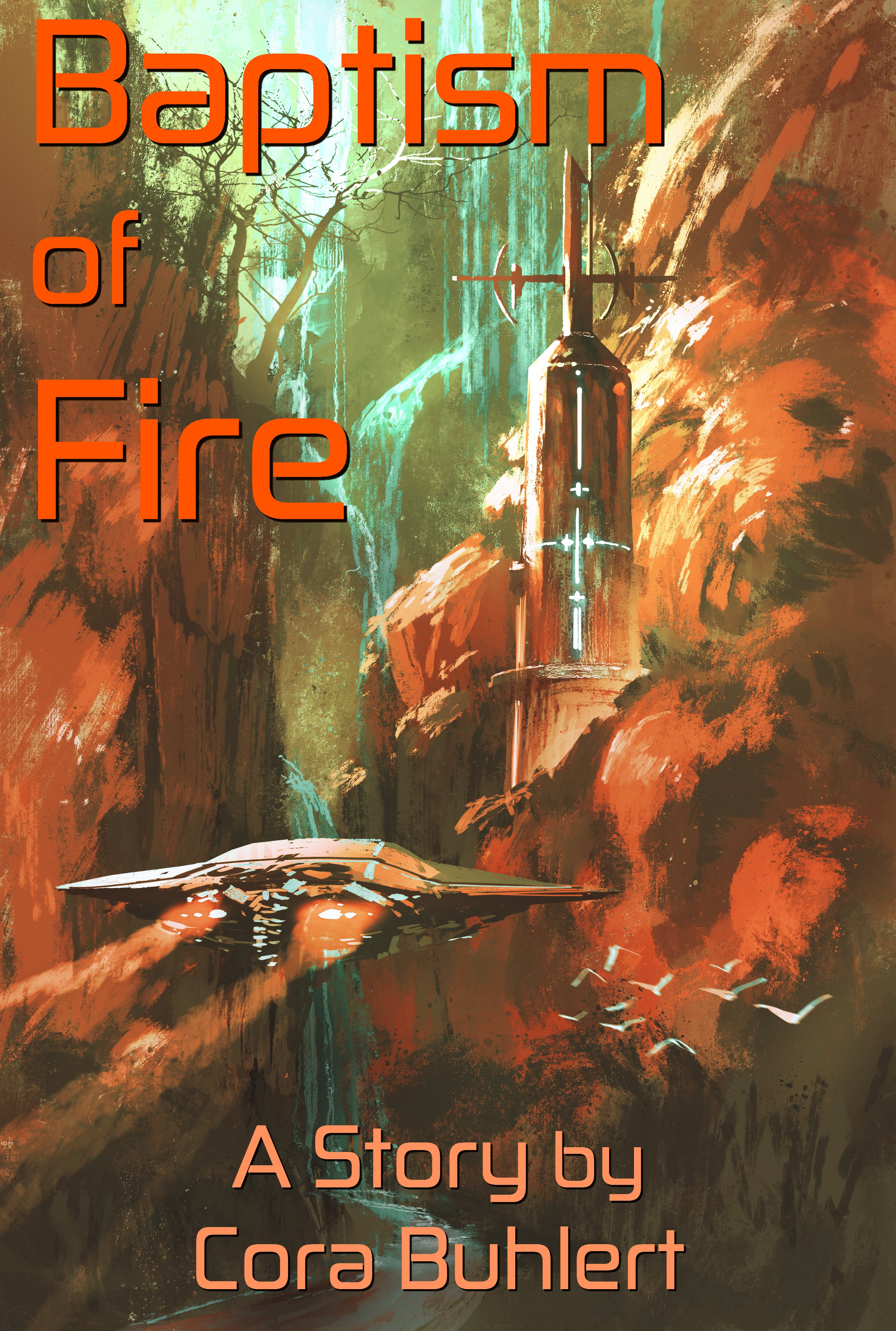 Science Fiction | Cora Buhlert