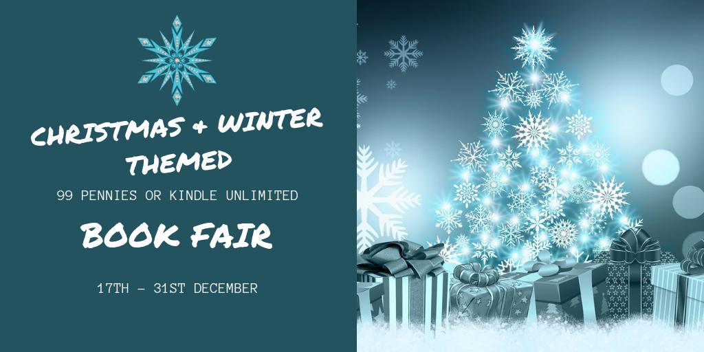 Christmas Book Fair banner