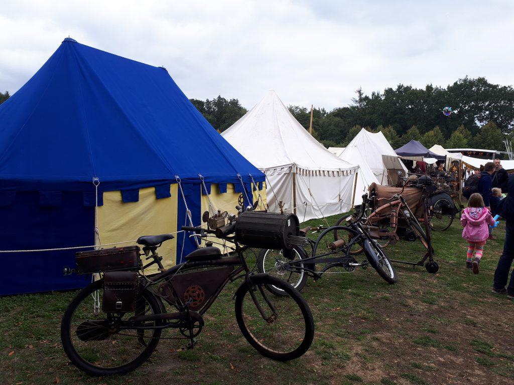 Steampunk bikes