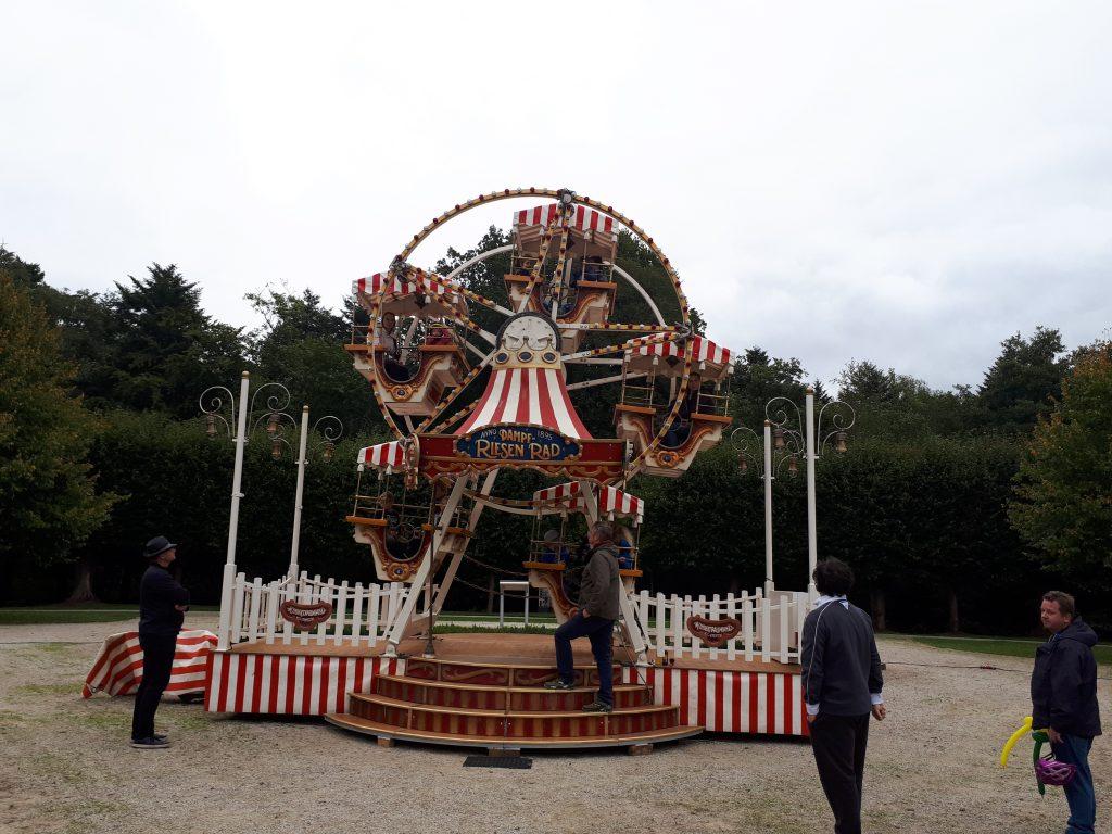 Ferris Wheel Steamfest