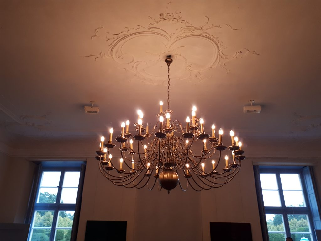 Gut Altenkamp chandelier