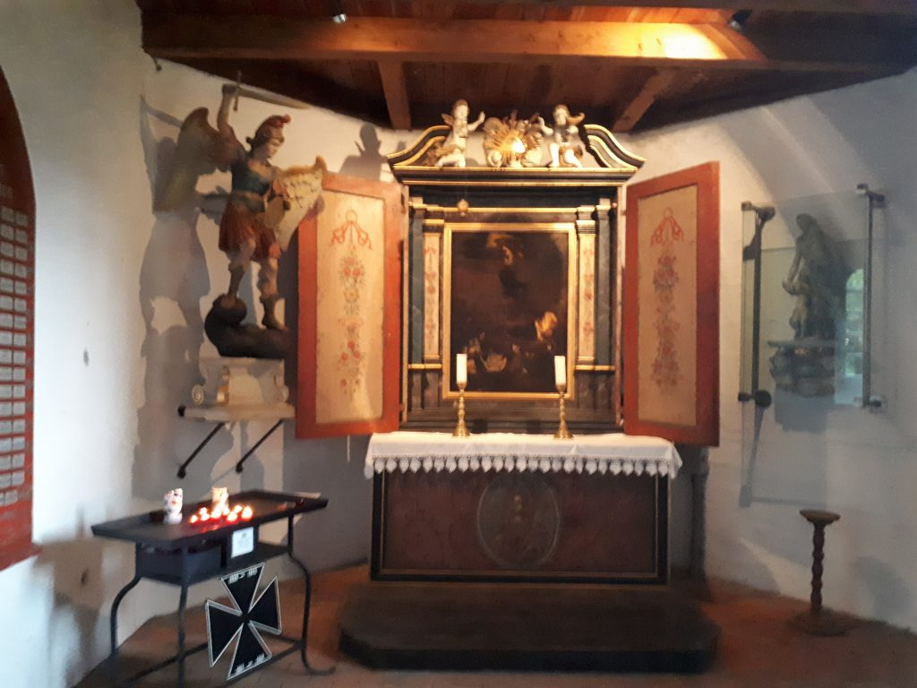 Gut Altenkamp chapel