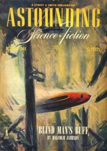 Astounding Science Fiction October 1944