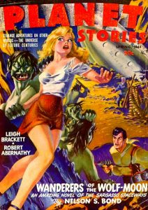 Planet Stories Spring 1944