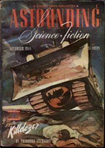 Astounding Science Fiction November 1944