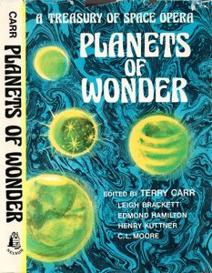 Planets of Wonder, edited by Terry Carr
