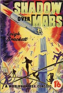 Shadow Over Mars by Leigh Brackett