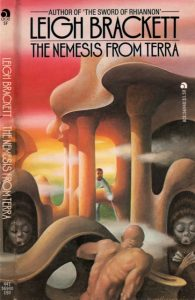 Nemesis From Terra by Leigh Brackett
