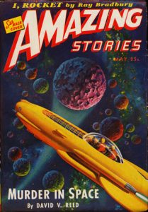 Amazing Stories, May 1944