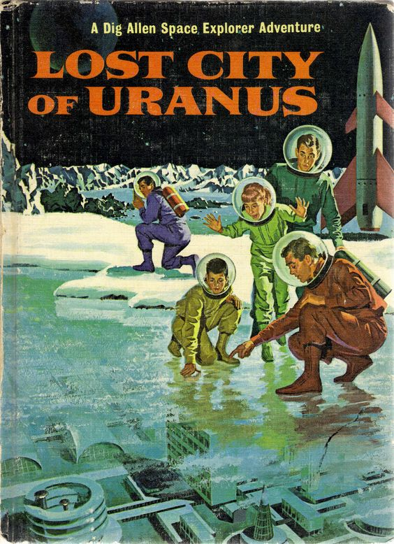 Lost City of Uranus