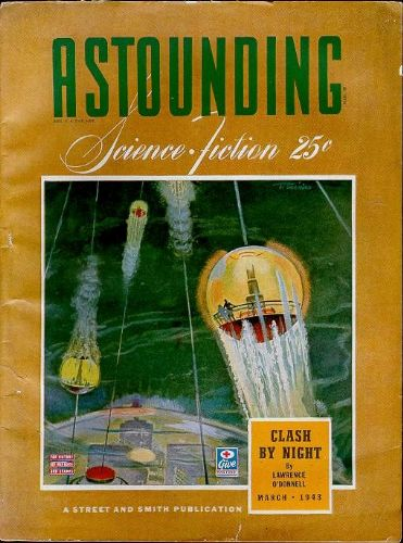 Astounding Science Fiction March 1943