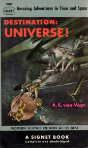 Destination Universe! by A.E. van Vogt