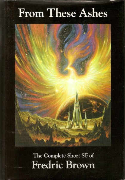 From These Ashes by Fredric Brown
