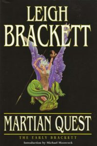 Martian Quest by Leigh Brackett