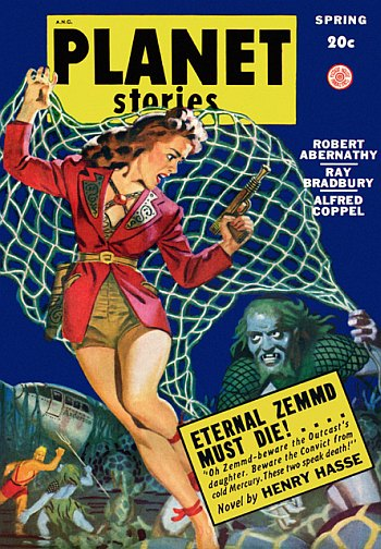 Planet Stories Spring 1949