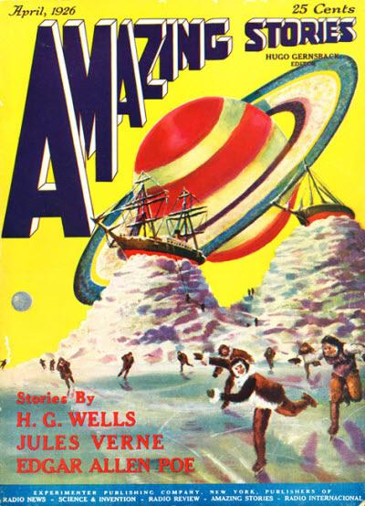 Amazing Stories April 1926