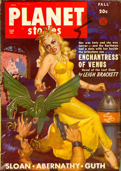 Planet Stories Fall 1949