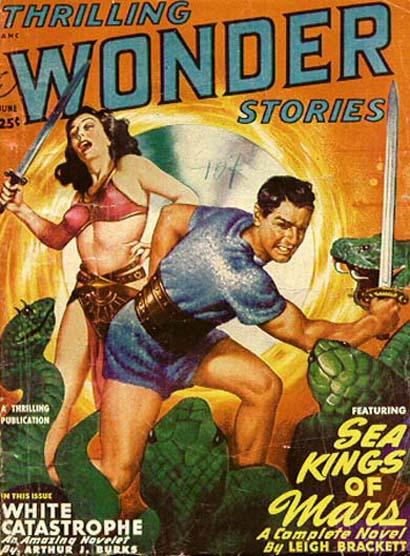 Thrilling Wonder Stories, June 1949