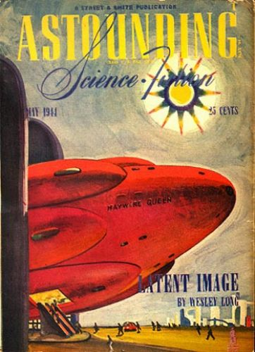 Astounding Science Fiction, May 1944