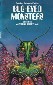 Bug-eyed Monsters, edited by Anthona Chatham
