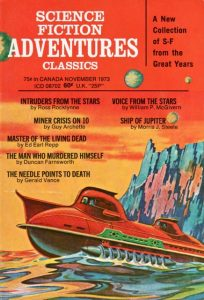 Science Fiction Adventure Classics
