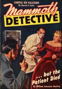 Mammoth Detective January 1946
