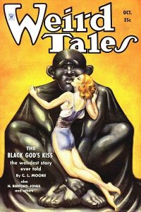 Weird Tales October 1934