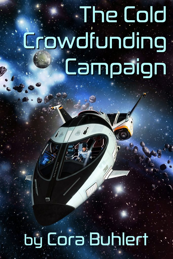 The Cold Crowdfunding Campaign by Cora Buhlert